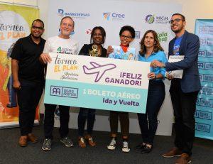 MICM realiza segunda versión del torneo El Plan en la Semana Mipymes