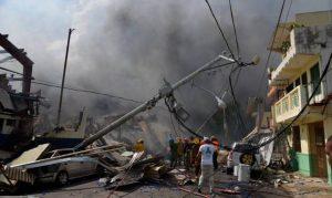 Polyplas Dominicana rechaza informe Bomberos sobre explosión e incendio