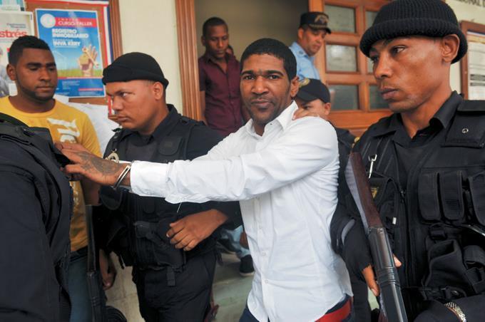 Juez Fiscalía de Santo Domingo Esteordena libertad de Omega