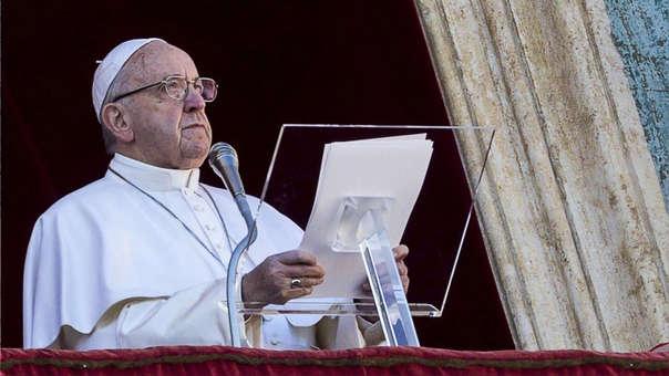 ROMA: El Papa pidió por Venezuela y Nicaragua en su mensaje de Navidad