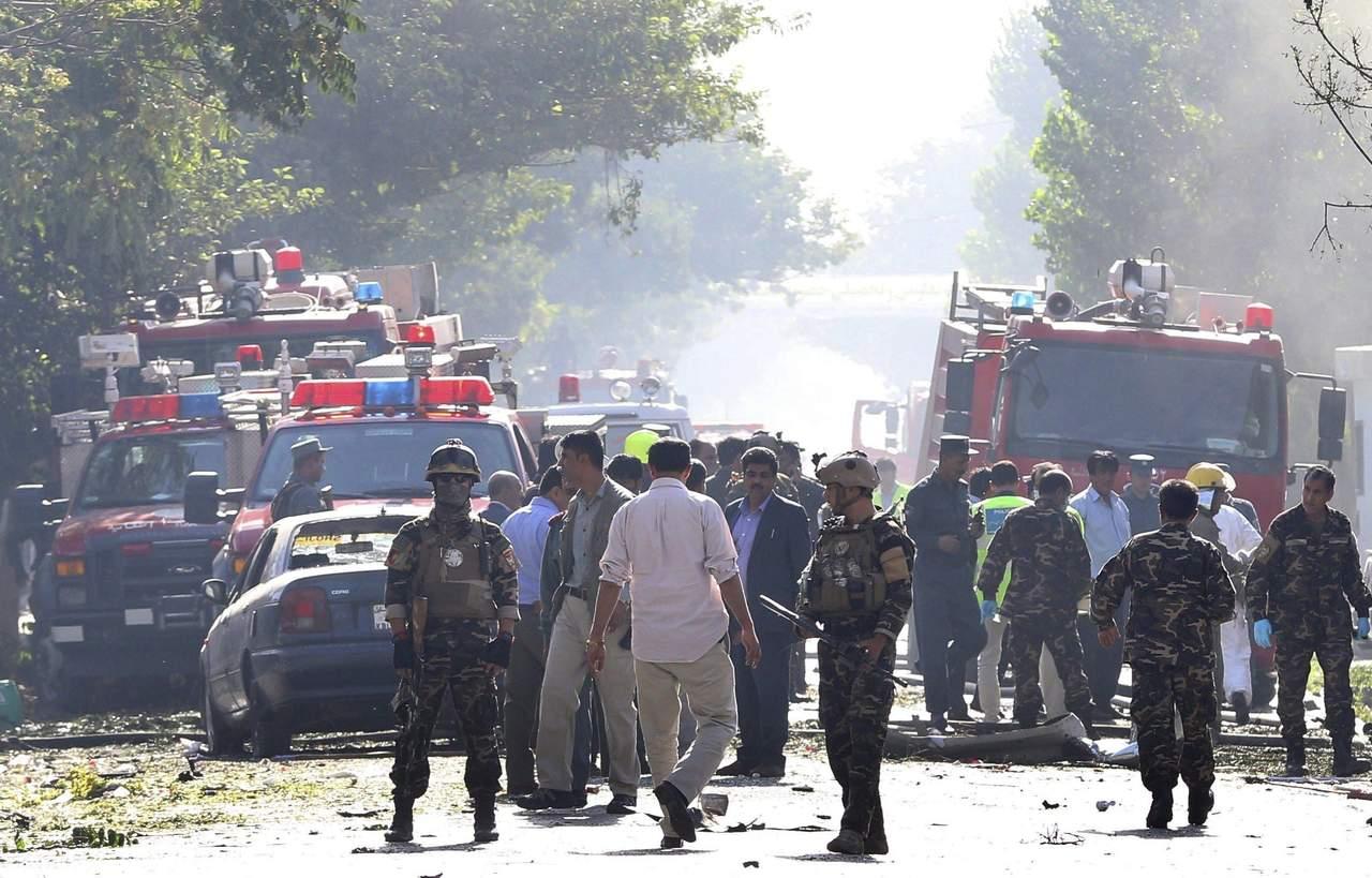 Ataque terrorista en Afganistán deja al menos 43 muertos