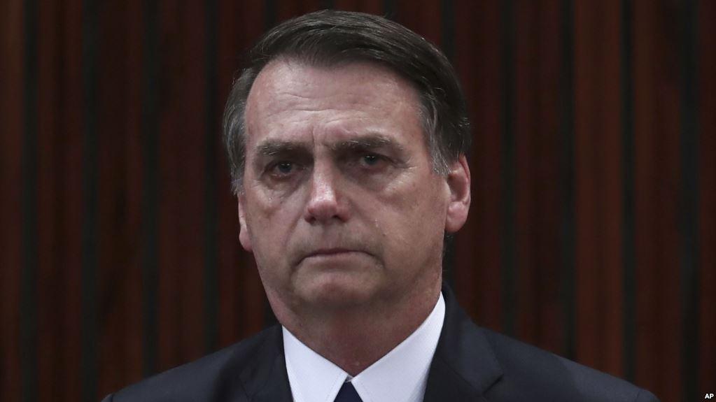 """Jair Bolsonaro: """"Haremos todo lo posible contra Cuba y Venezuela"""""""