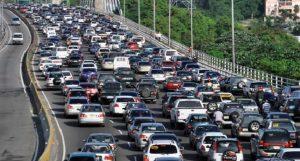El 51% de los vehículos del país no han pagado el marbete 2018-2019