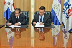 Poder Judicial y el Indotel firman un acuerdo de cooperación