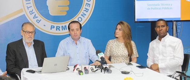 PRM propone someter Presupuesto General del 2019 a revisión completa