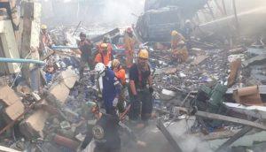 Familias de víctimas por explosión en  Polyplás exigen pago RD$60 millones