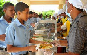Dice INABIE fortaleció alimentación escolar y desarrollo pymes en 2018