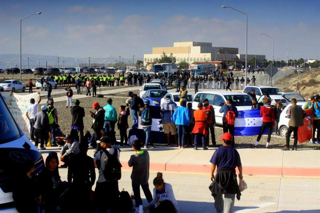 Migrantes centroamericanos exigen US$50 mil para regresar a sus países