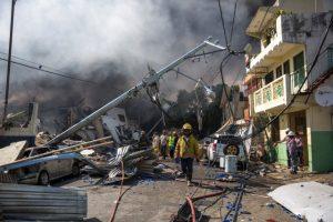 Polyplas aclara explosión ocurrió en manguera tanquero compañía Propagas