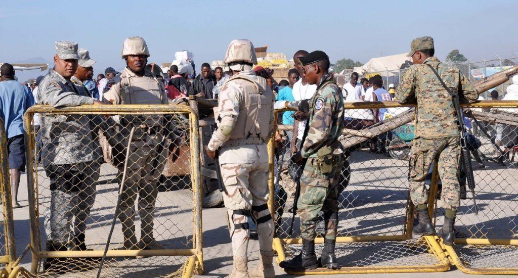 Rep. Dominicana reforzará vigilancia en la frontera con Haití por la Navidad