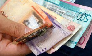 El Gobierno de RD paga este miércoles RD$17 mil 86 millones en regalía pascual