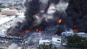 Derechos Humanos condena manejo Gobierno y Polyplas tras explosión