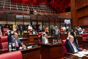 Senado de la RD autoriza colocación de bonos por RD$190 mil millones