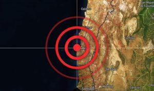 CHILE: Sismo 6.8 remece región norte; ordenan evacuar borde costero