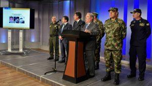 COLOMBIA: Autoridades culpan al ELN de atentado y detienen sospechoso