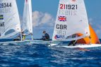 Hermani y Thompson dominan Regata Internacional Carib Wind