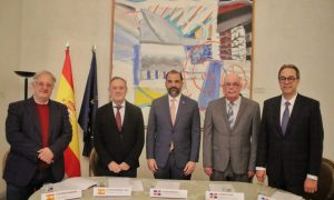MADRID: RD tendrá acceso a documentos históricos inéditos
