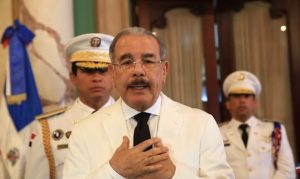 Danilo sobre reelección: «Lo que quiero es que me dejen trabajar tranquilo»