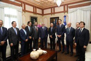 Sánchez y Medina resaltan buen nivel de las relaciones entre la RD y España