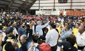 SANTIAGO: Precandidato Fernando Rosa dice transformará municipio