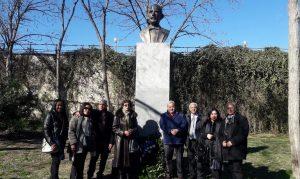 BARCELONA: Dominicanos celebran 206 aniversario natalicio de Duarte