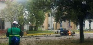 COLOMBIA: Sube a 21 cifra de muertos en atentado con coche bomba en Bogotá
