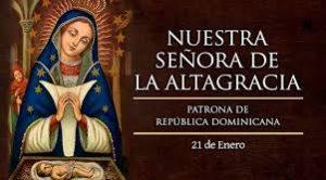 ESPAÑA: La comunidad dominicana de Viveiro celebra el día de su patrona