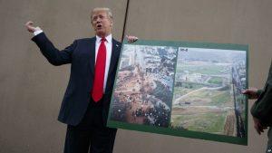 EEUU: Trump advierte a demócratas que «pierden el tiempo» si no hay muro