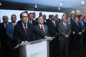 SANTIAGO> Presidente de la ACIS propone un bloque regional de desarrollo