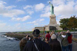 NY bate su récord de turistas con 65,2 millones de visitantes en 2018
