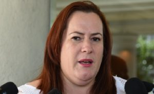 CHILE: Ministra de la Mujer RD aboga por cultura de la democracia paritaria