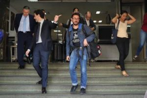 Liberan reporteros detenidos Venezuela