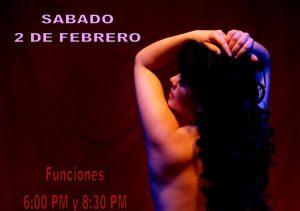 Presentarán obra 'Aleluya Erótica de Don Perlimplín' en el Comisionado