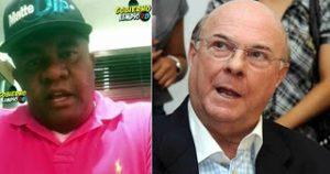 Comidilla política es video en que Quirino «cobra» a Leonel y apoya a Hipólito Mejía