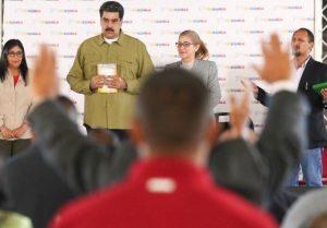 El presidente Nicolás Maduro pide «oren por mí» en medio de crisis en Venezuela