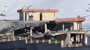 AFGANISTAN: Al menos 100 muertos por ataque agencia de seguridad