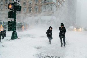 EEUU: Ola de frío polar deja 5 muertos; sensación térmica es de -50 grados