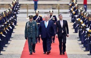 COLOMBIA: Duque recibe embajadores de Irlanda, R.Dominicana y Venezuela
