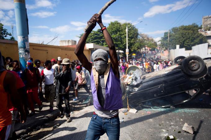 Haití cumple dos semanas de tensión política; preparan nueva protesta