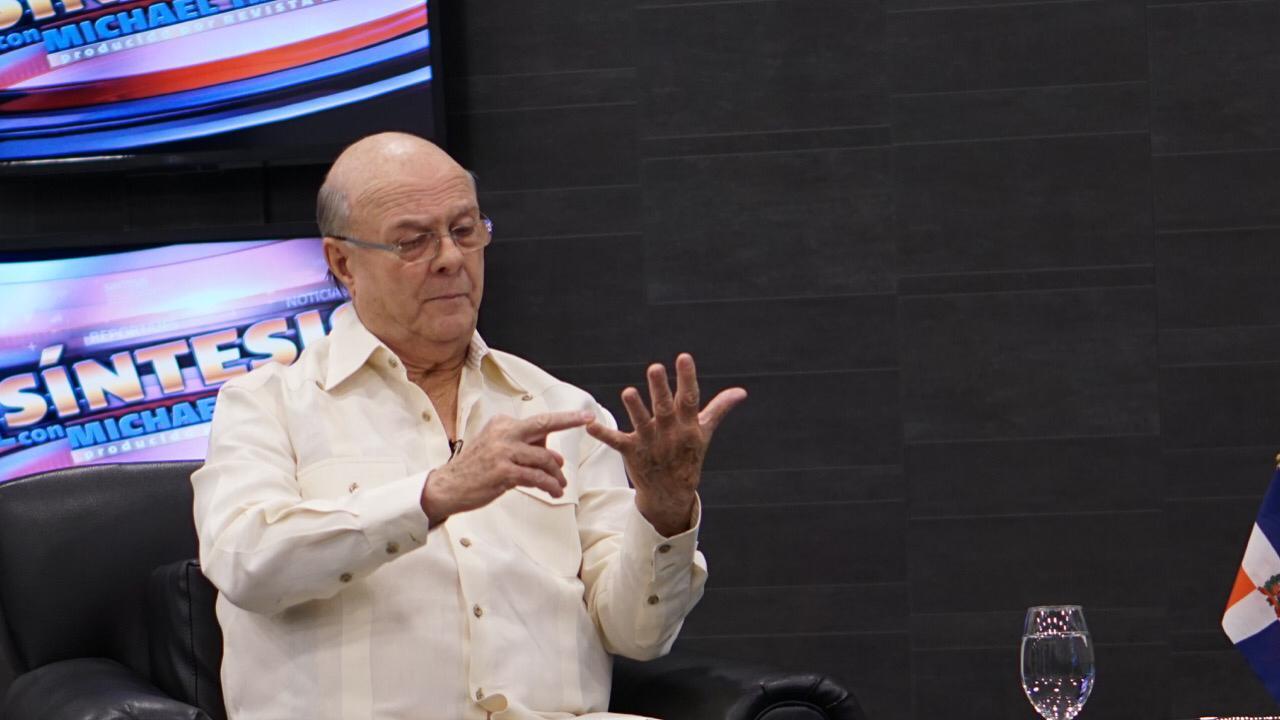 Hipólito: RD podría convertirse en otro Haití si el Gobierno no para el desorden