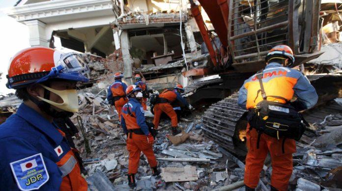INDONESIA: Terremoto deja al menos 48 heridos y más de 300 casas dañadas