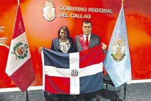 PERU: Viceministra de R. Dominicana visita El Callao