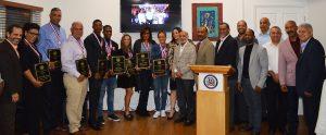 MIAMI: Consulado dominicano reconoce deportistas criollos de la Florida