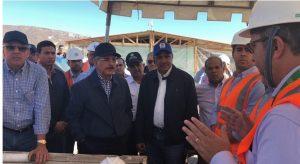 Medina reprocha al Director INDRHI por tardanza trabajos presa Monte Grande