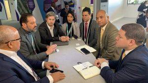 ESPAÑA: Funcionarios del Indotel participan en un congreso en Barcelona
