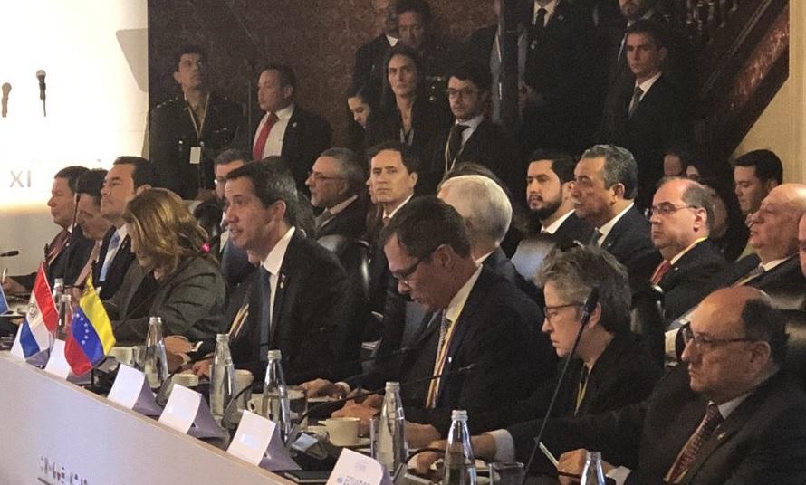 """Grupo de Lima rechaza una intervención militar en Venezuela; ve """"no es solución"""""""