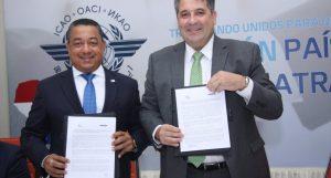 República Dominicana y Paraguay cooperarán en materia de Aviación Civil