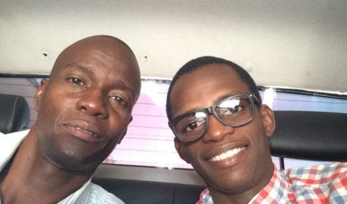 Hijo del presidente haitiano entra a la RD fuertemente custodiado