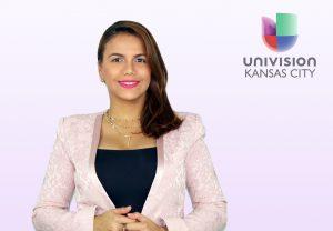 EEUU: Paloma Martínez nueva conductora de Univisión Kansas City