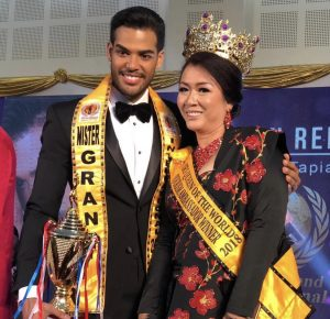 FILIPINAS: Rodney Tapia gana Mister Grand Internacional